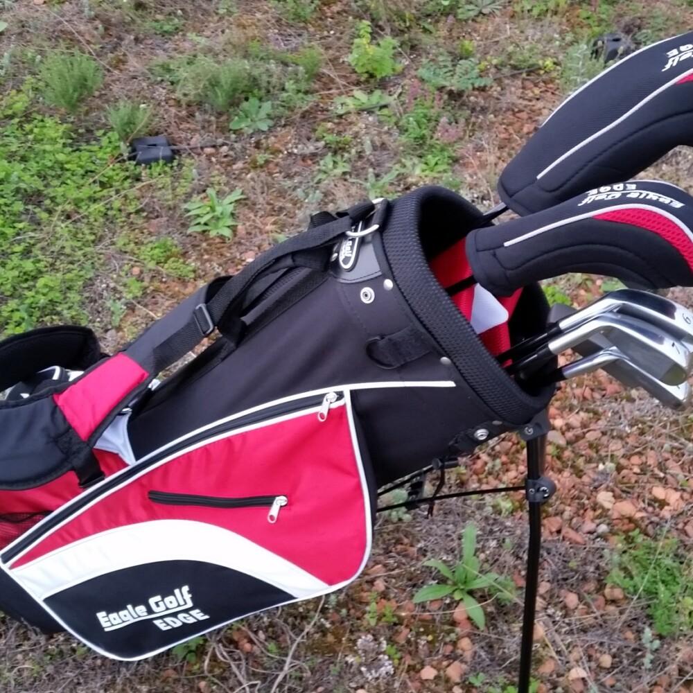 Eagle Golfsatz Damen Linkshänderinnen mit Standtasche