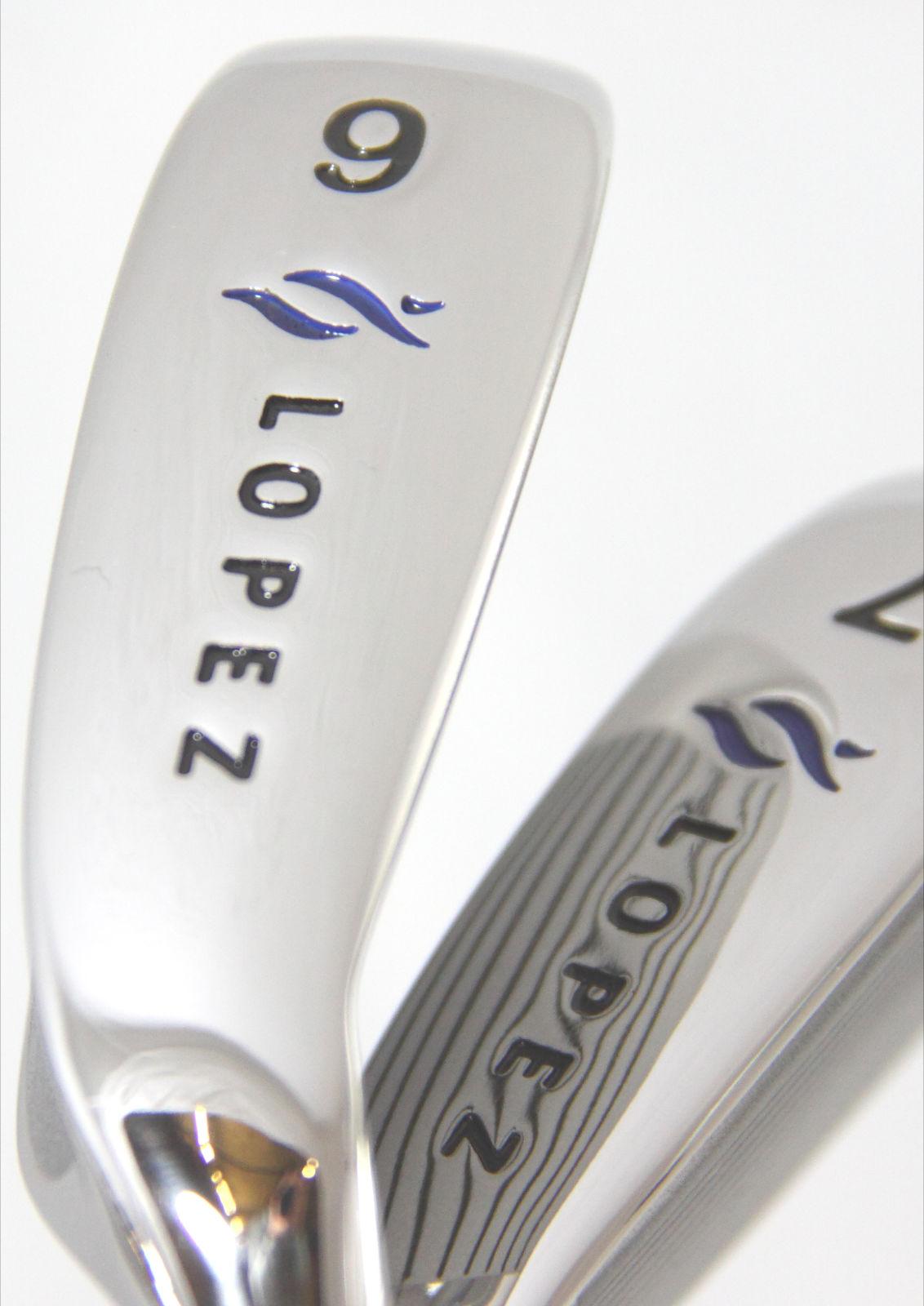 Golfsatz für Damen: NANCY LOPEZ Komplettset ELLE
