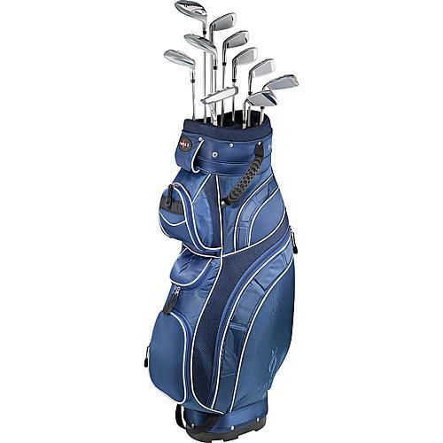 Golfsatz für Damen: NANCY LOPEZ Komplettset ELLE +2,5cm VERLÄNGERT